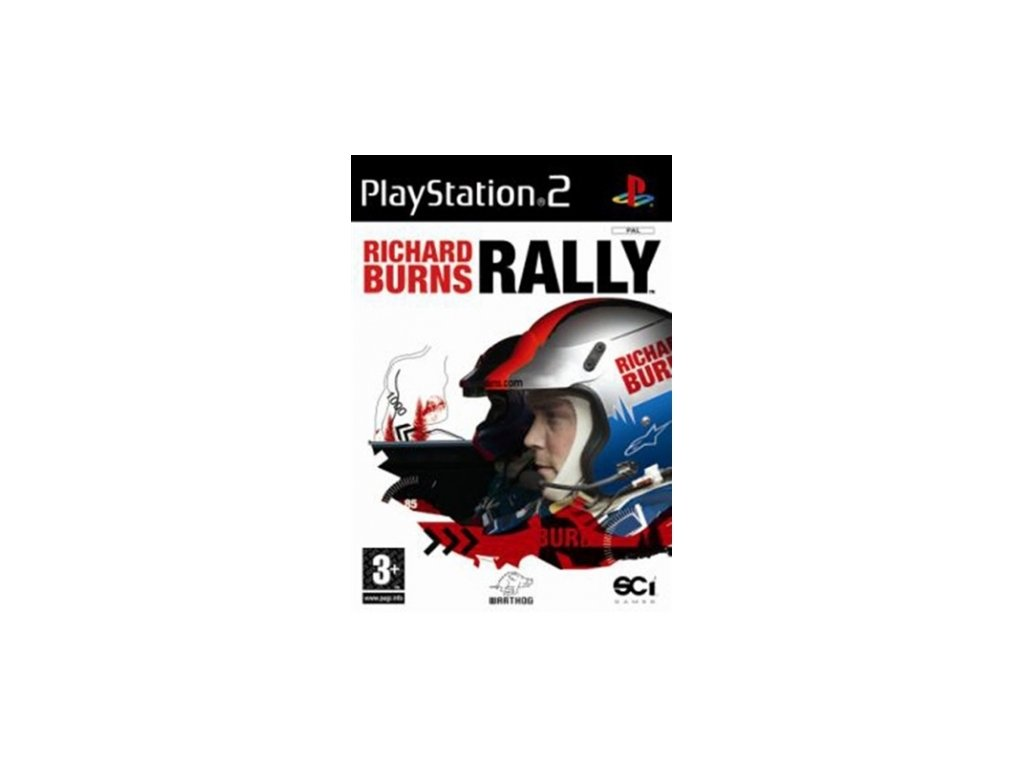 PS2 Richard Burns Rally