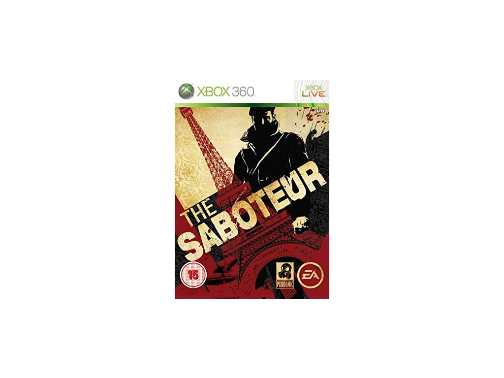 XBOX 360 Saboteur