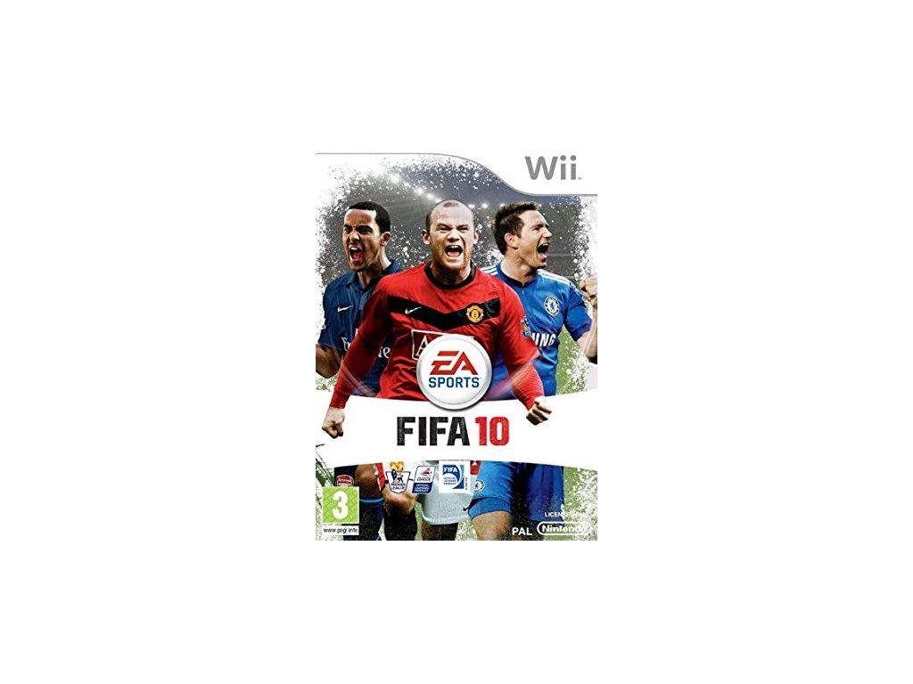 Wii FIFA 10