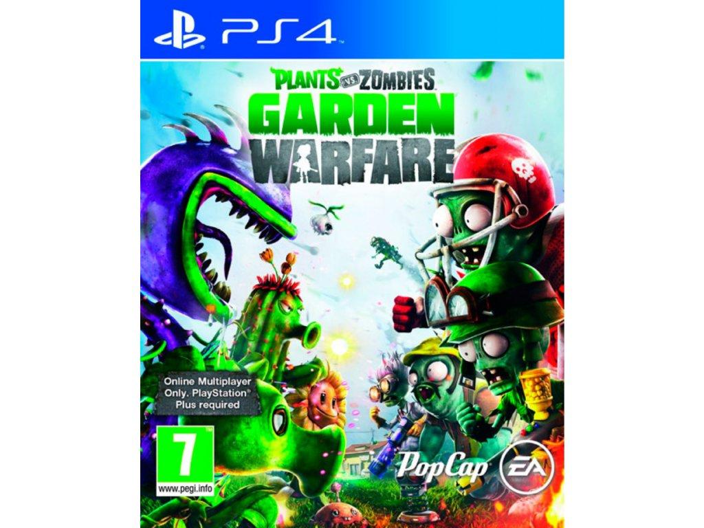 PS4 Plants Vs. Zombies: Garden Warfare