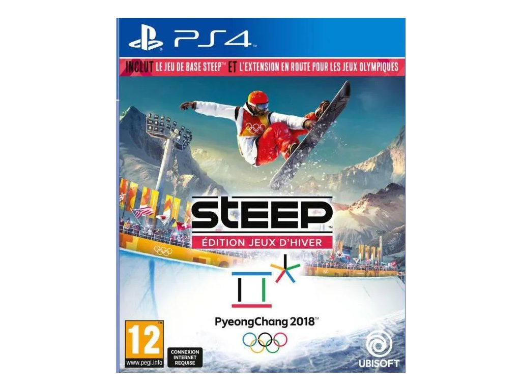 PS4 Steep (Winter Games Edition)