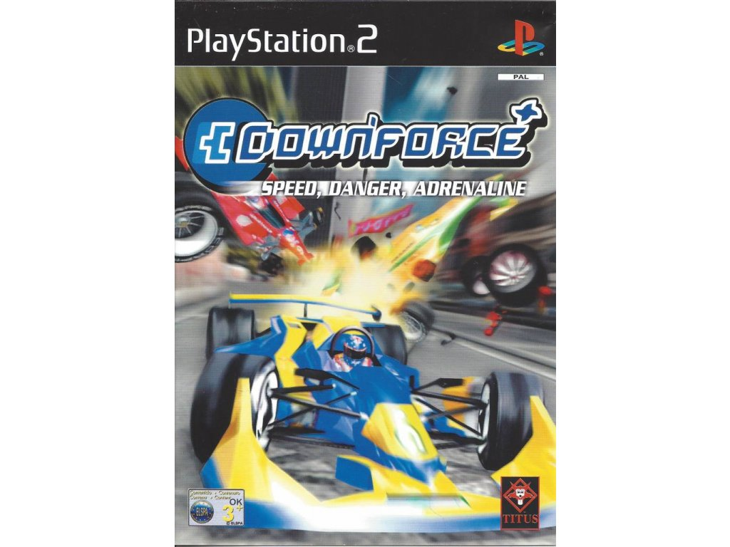 PS2 Downforce