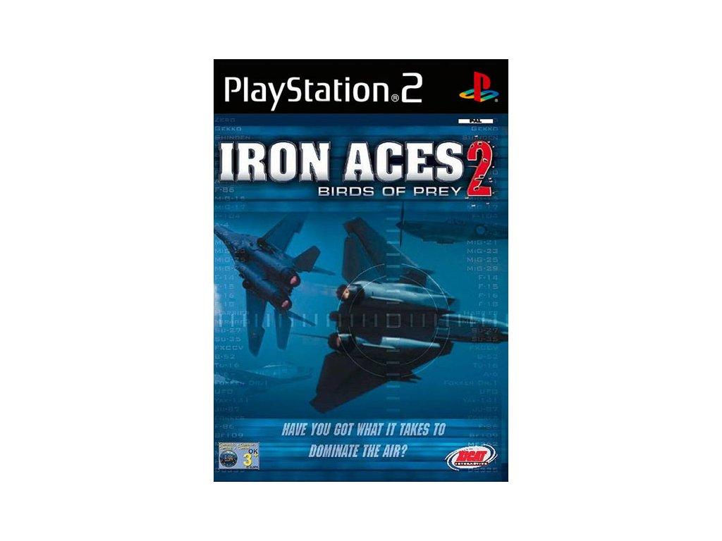 PS2 Iron Aces 2: Birds of Prey