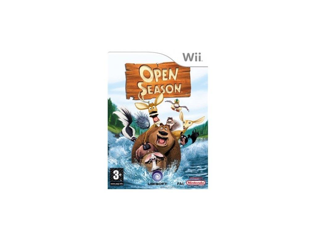 Wii Open Season
