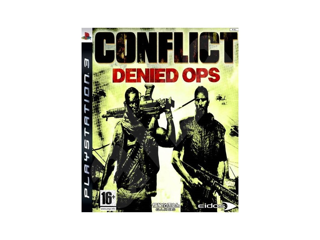 PS3 Conflict: Denied Ops