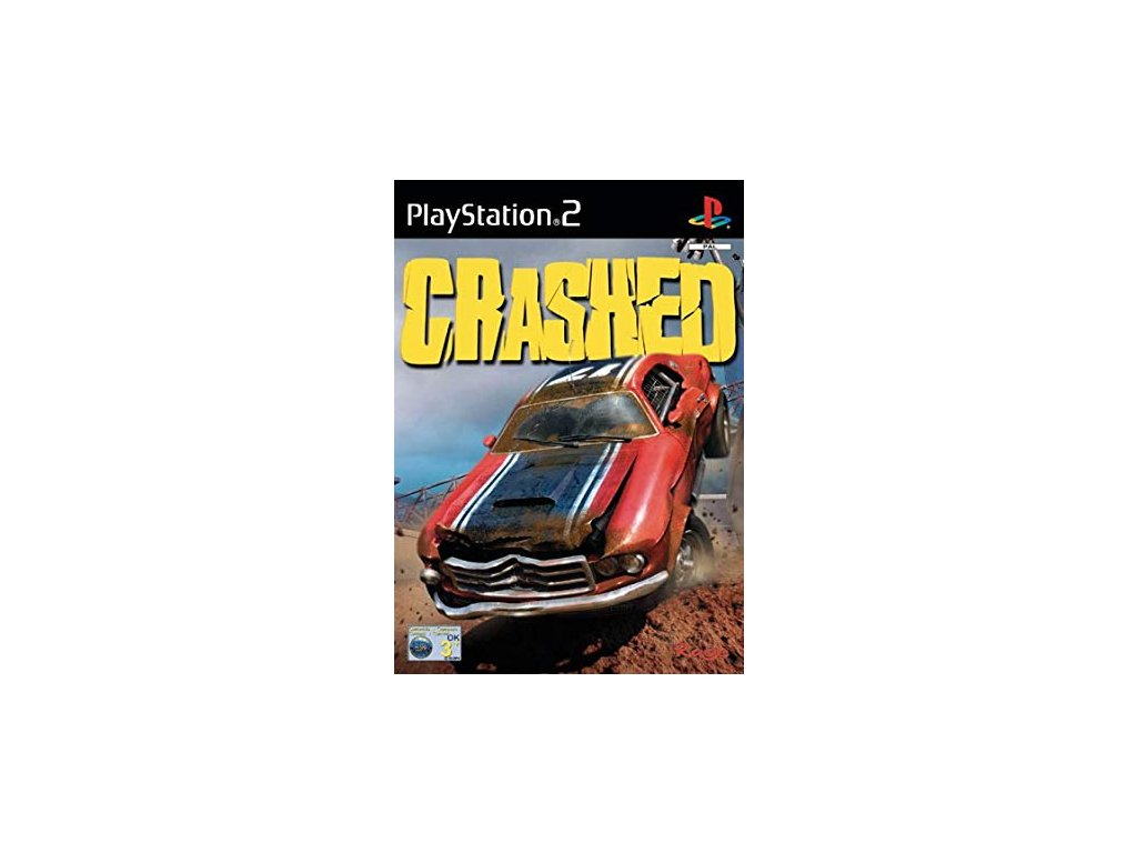 PS2 Crashed