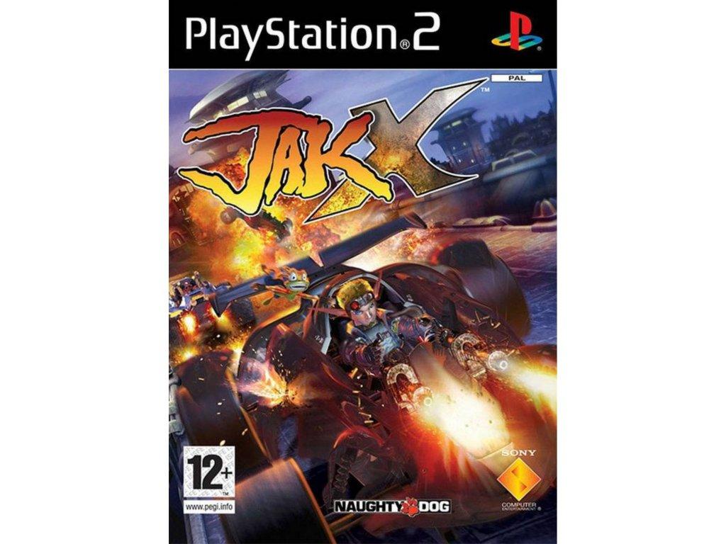 PS2 Jak X