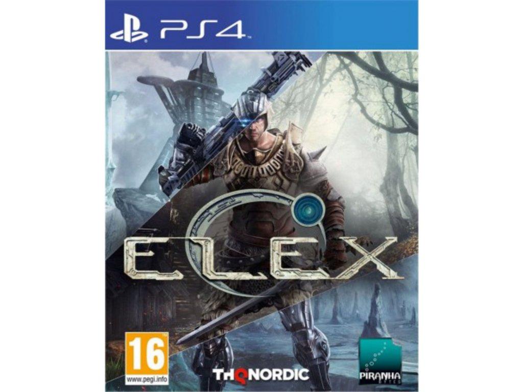 PS4 ELEX