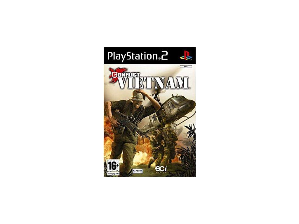 PS2 Conflict: Vietnam