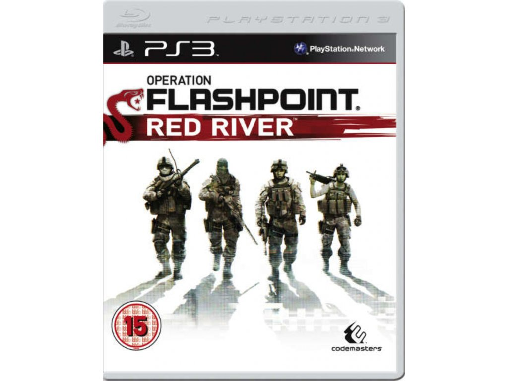 PS3 Operation Flashpoint Red River