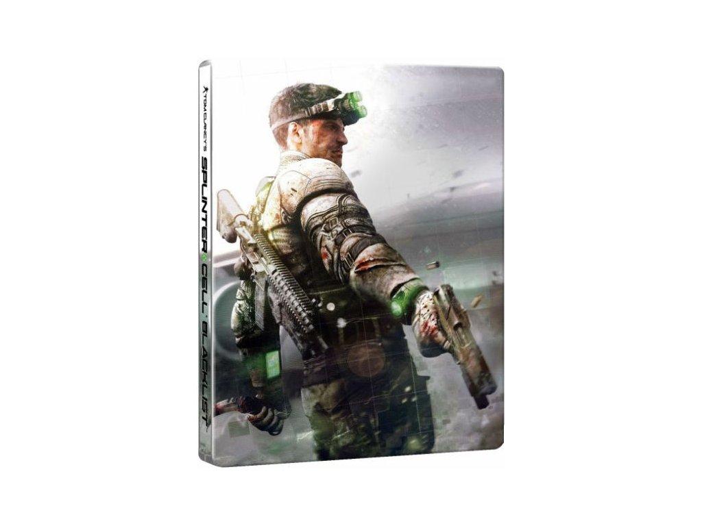 Herní Steelbook Splinter Cell Blacklist