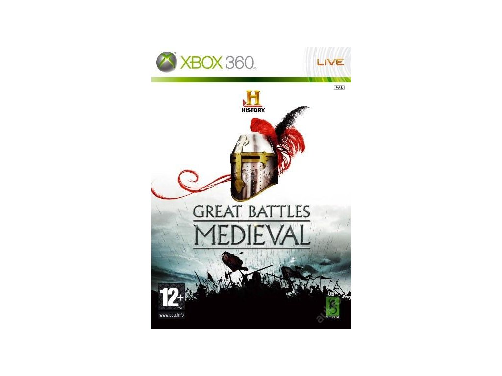 XBOX 360 HISTORY: Great Battles Medieval