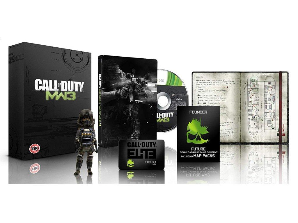 call of duty mw3 hardened edition xbox 360