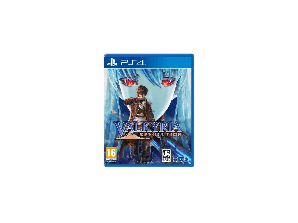 PS4 Valkyria Revolution (Limited Edition)
