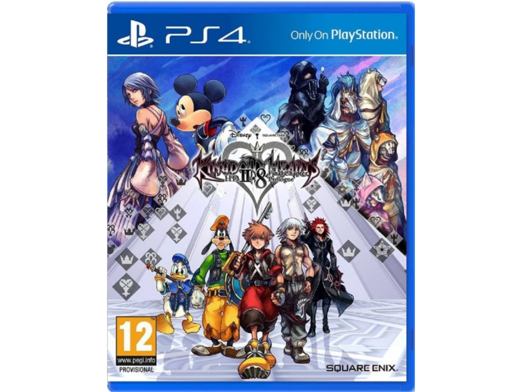 PS4 Kingdom Hearts HD 2.8 Final Chapter Prologue