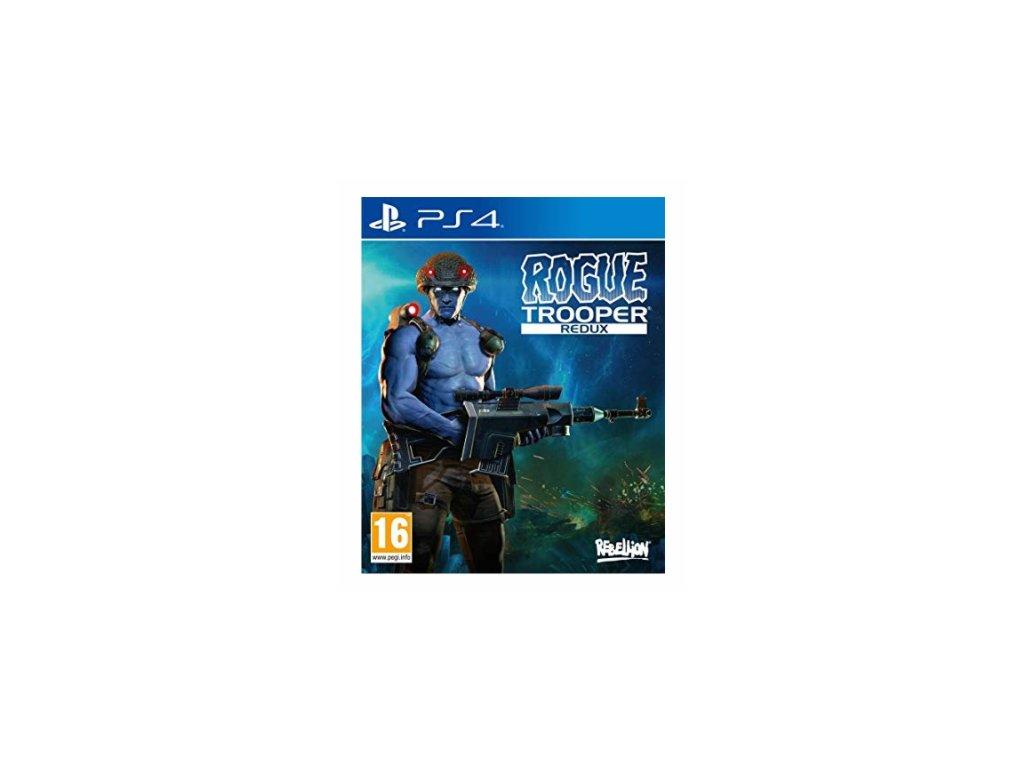 PS4 Rogue Trooper Redux