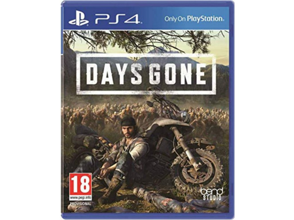PS4 Days Gone CZ