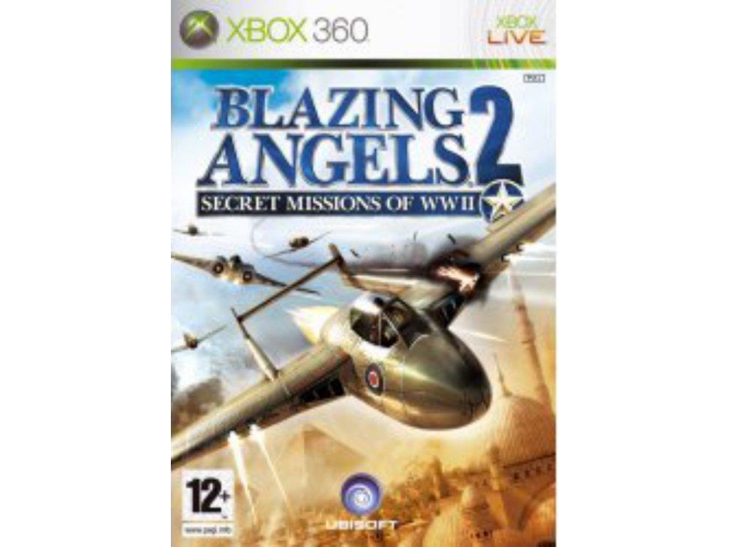 XBOX 360 Blazing Angels 2 Secret Missions