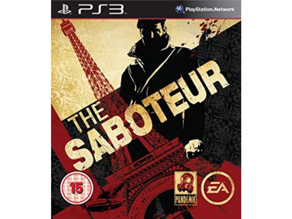 PS3 saboteur