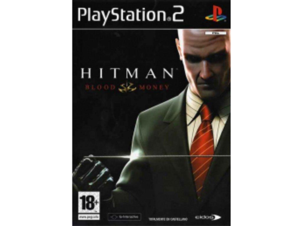 PS2 Hitman Blood Money