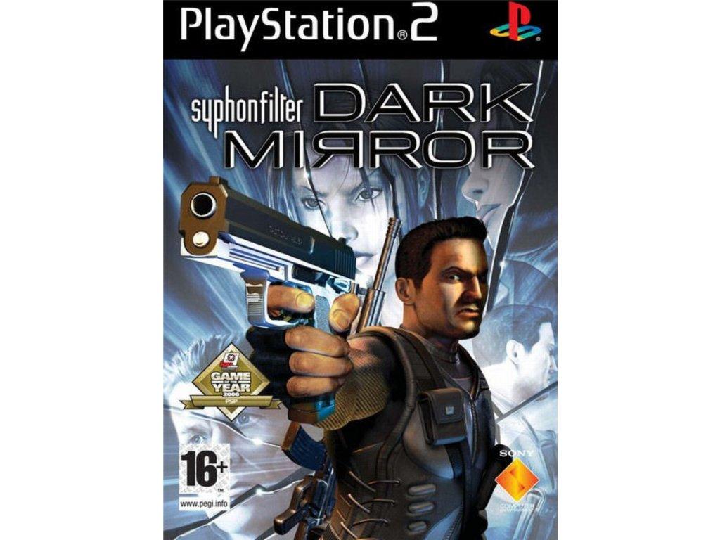 PS2 Syphon Filter Dark Mirror