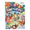 wii its my birthday