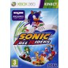 XBOX 360 Sonic Free Riders