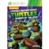 XBOX 360 Teenage Mutant Ninja Turtles Danger of the Ooze