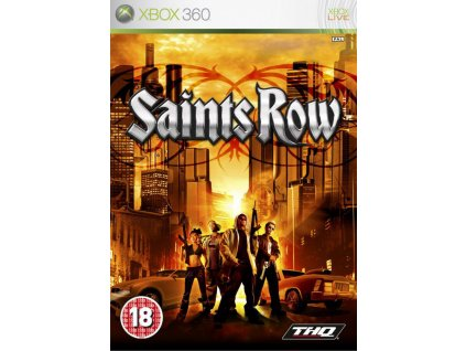 XBOX 360 Saints Row classics
