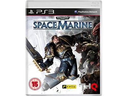 PS3 Warhammer 40.000 Space Marine