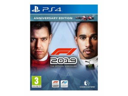 PS4 F1 2019 (Anniversary Edition)