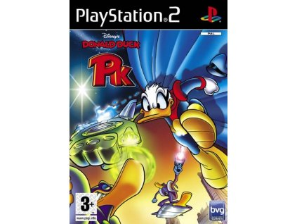 PS2 Disney´s Donald Duck PK