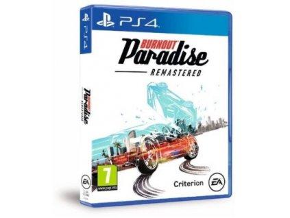 PS4 Burnout Paradise HD