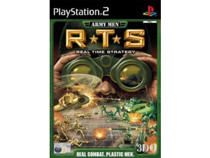 PS2 Army Men RTS