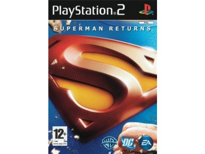 PS2 Superman returns
