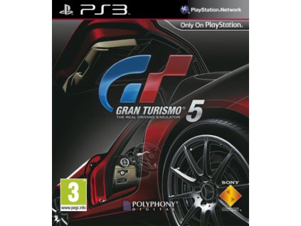 PS3 gran turismo 5 essentials