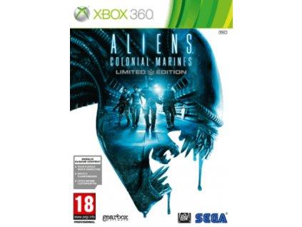 XBOX 360 Aliens: Colonial Marines