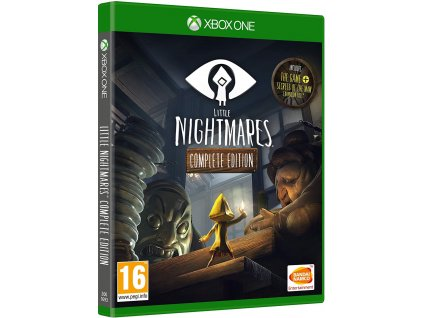 XBOX ONE Little Nightmares Complete Edition