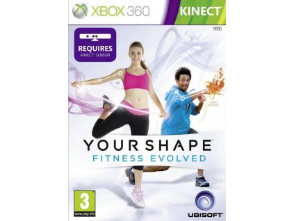 XBOX 360 Your shape fitness evolved