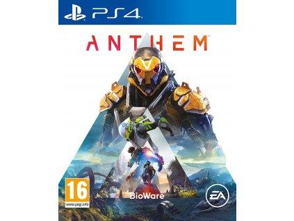 PS4 Anthem