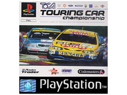 PS1 Toca Touring Car Championship
