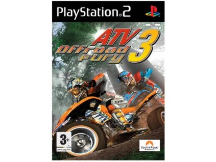 PS2 ATV off road fury 3