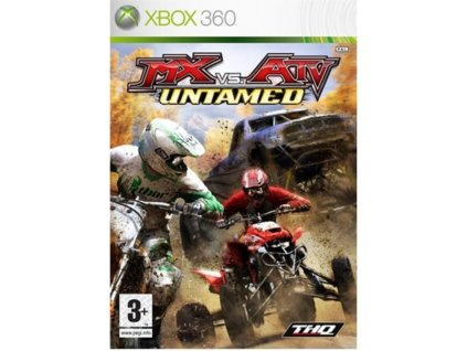 XBOX 360 MX vs. ATV: Untamed