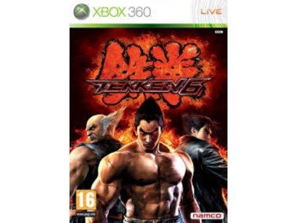 XBOX 360 Tekken 6