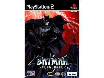 PS2 Batman Vengeance