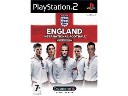 PS2 england international fotball 2004 edition
