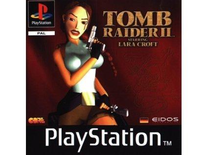 PS1 Tomb RAider II