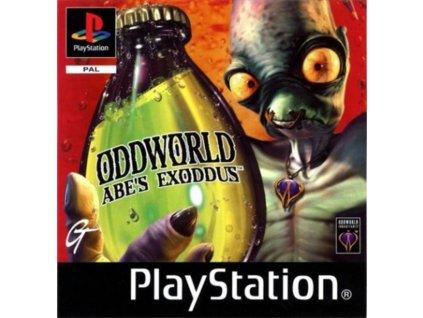 PS1 Oddworld abes exoddus