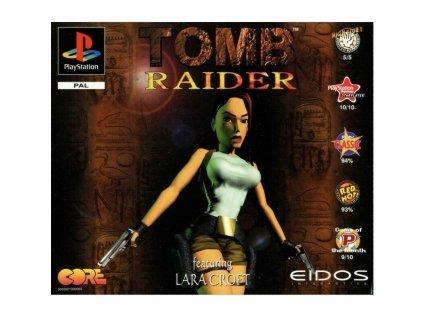 PS1 Tomb raider