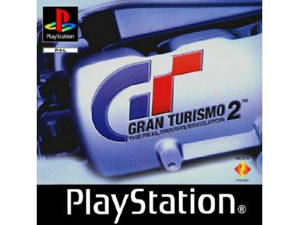 PS1 Gran Turismo 2
